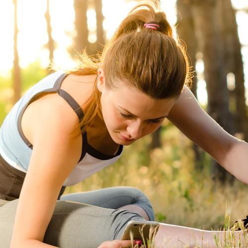yoga in jouw tuin