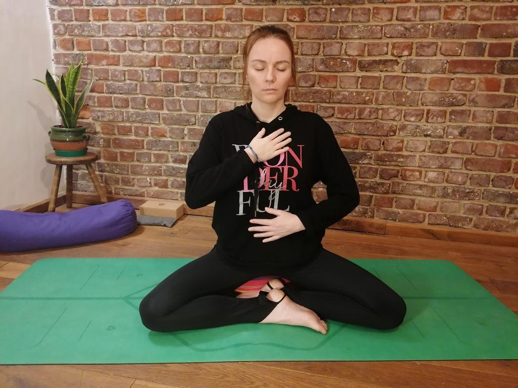 yoga en ademhaling