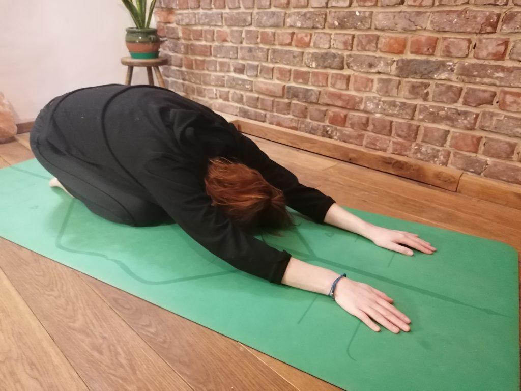 yoga en angst