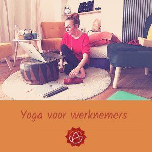 yoga voor werknemers